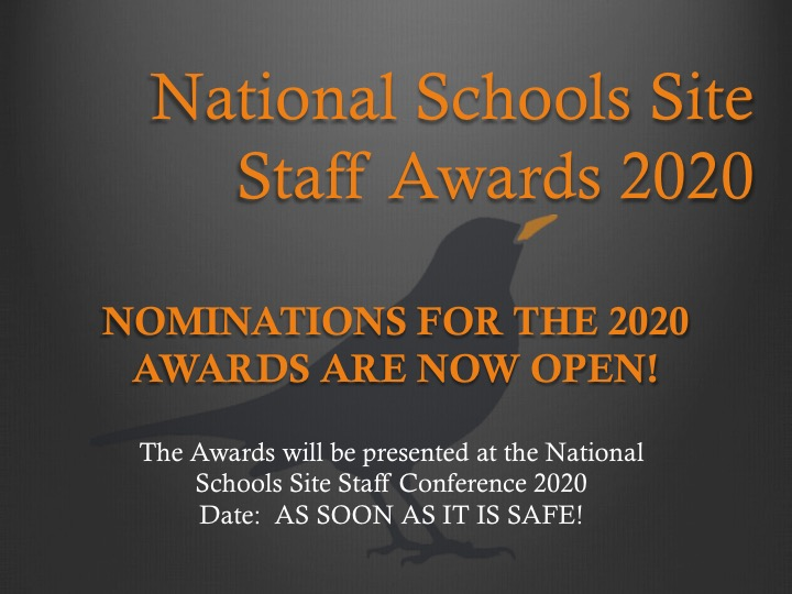 2020 Awards - Nominations are now open