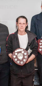 Val Knight - Caretaker of the Year 2016